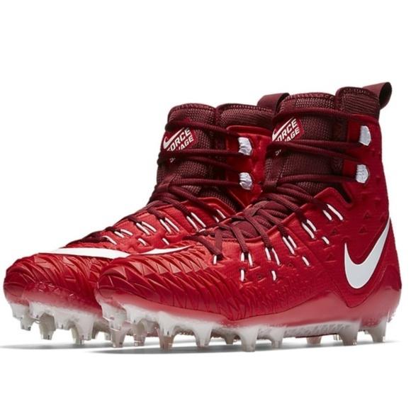Tamano relativo Disponible Fiordo  Nike Shoes   Nike Force Savage Elite Td Football Cleats   Poshmark